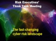 The fast-changing cyber risk landscape