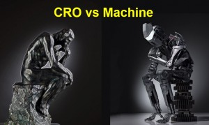 CRO vs Machine